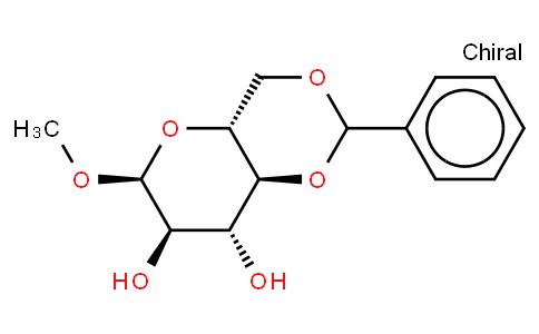 Methyl 4,6-O-benzylidene-α-D-glucopyranoside