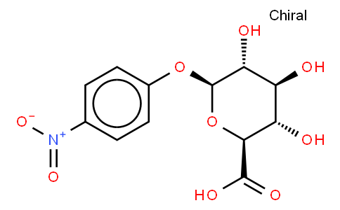 4-Nitrophenyl β-D-glucuronide