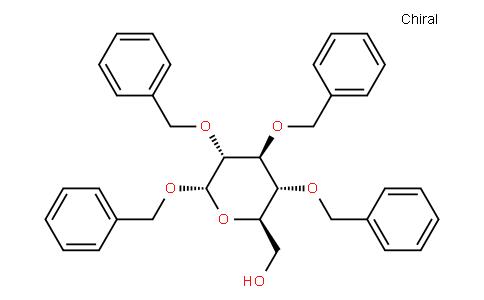 Benzyl 2,3,4-tri-O-benzyl-α-D-glucopyranoside