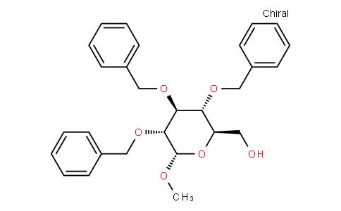 甲基2,3,4-三-O-苄基-α-D-吡喃葡萄糖苷