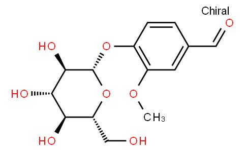 4-(β-D-Glucopyranosyloxy)-3-Methoxybenzaldehyde