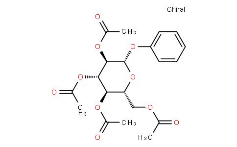 Phenyl 2,3,4,6-tetra-O-acetyl-β-D-glucopyranoside