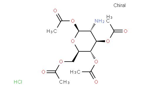 2-氨基-2-脱氧-β-D-吡喃葡萄糖 1,3,4,6-四乙酸酯盐酸盐