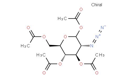 2-Azido-2-deoxy-D-glucopyranose 1,3,4,6-Tetraacetate