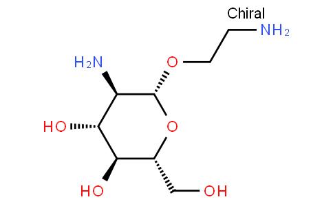 2-aminoethyl 2-amino-2-deoxy-β-D-Glucopyranoside