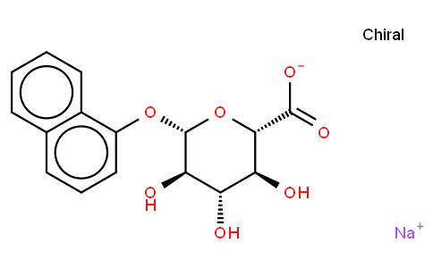 1-Naphthyl-β-D-glucuronide sodium salt