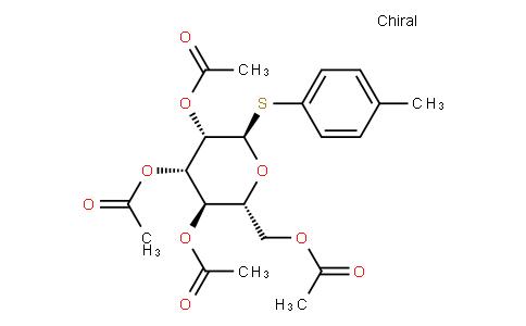 4-Methylphenyl 2,3,4,6-tetra-O-acetyl-1-thio-α-D-mannopyranoside