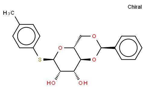 4-Methylphenyl 4,6-O-benzylidene-1-thio-α-D-mannopyranoside