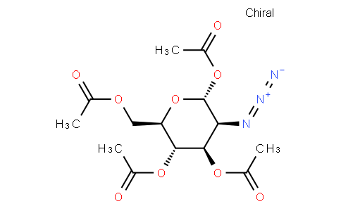 1,3,4,6-Tetra-O-acetyl-2-azido-2-deoxy-α-D-Mannopyranose