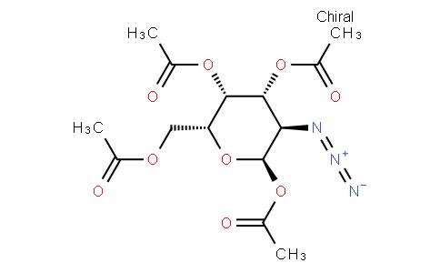 2-azido-2-deoxy-1,3,4,6-tetraacetateα-D-Galactopyranose