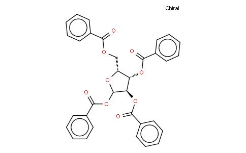 1,2,3,4-Tetra-O-benzoyl-D-xylofuranose
