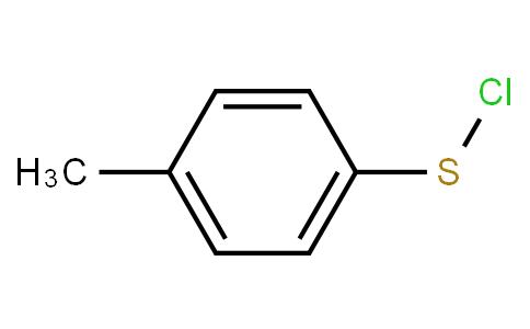 p-methylbenzenesulfenyl chloride