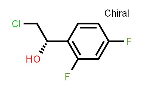 (1S)-2-CHLORO-1-(2,4-DIFLUOROPHENYL)ETHANOL