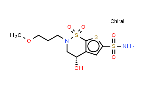 (4S)-1,1-dioxide-3,4-dihydro-4-hydroxy-2-