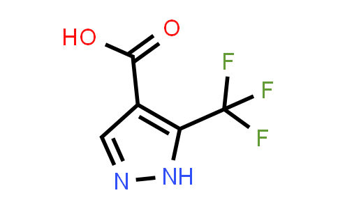 5-(TRIFLUOROMETHYL)-1H-PYRAZOLE-4-CARBOXYLIC ACID