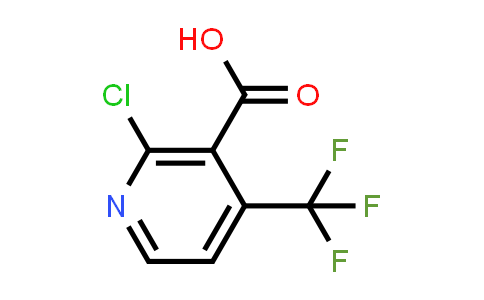2-CHLORO-4-(TRIFLUOROMETHYL)NICOTINIC ACID