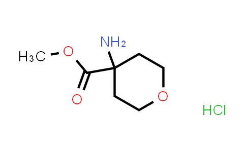 2H-Pyran-4-carboxylicacid,4-aminotetrahydro-,methylester(9CI)