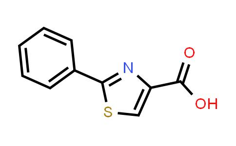2-Phenylthiazole-4-carboxylic Acid