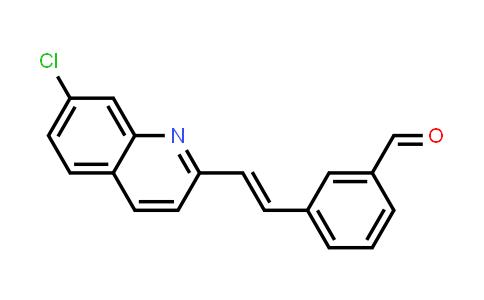 3-(2-(7-CHLOROQUINOLINE-2-YL)-(E)-VINYL)BENZALDEHYDE