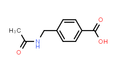 4-[(ACETYLAMINO)METHYL]BENZOIC ACID