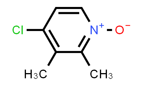 4-Chloro-2,3-dimethylpyridine 1-oxide