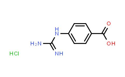 4-Guanidinobenzoic acid hydrochloride