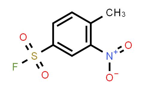 4-methyl-3-nitrobenzenesulfonyl fluoride