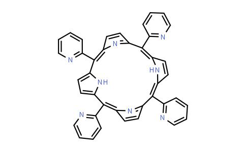 5,10,15,20-tetrakis(2-pyridyl)porphyrin