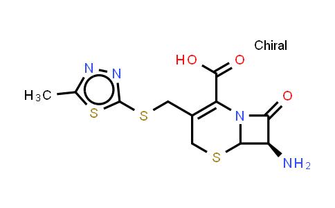 7-AMINO-3-[(5-METHYL-1,3,4-THIADIAZOL-2-YL)THIOMETHYL]CEPHALOSPHORANIC ACID