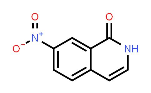 7-Nitroisoquinolin-1(2H)-one