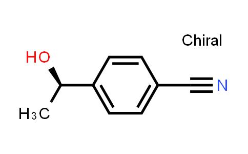 Benzonitrile, 4-[(1R)-1-hydroxyethyl]- (9CI)