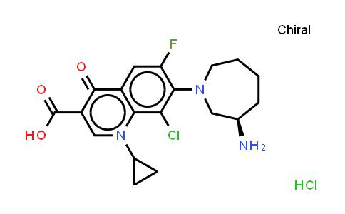 Besifloxacin hydrochloride