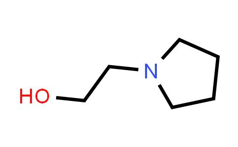 N-(2-Hydroxyethyl)pyrrolidine