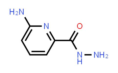 Picolinic acid, 6-amino-, hydrazide (7CI,8CI)