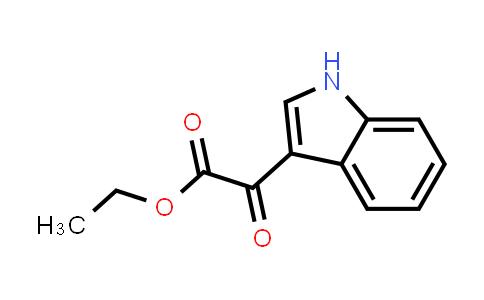 (1H-INDOL-3-YL)-OXO-ACETIC ACID ETHYL ESTER