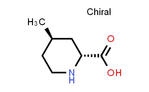 (2R,4R)-4-Methylpiperidine-2-carboxylic acid