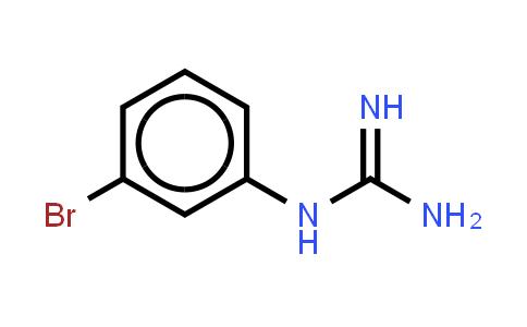 (3-bromophenyl)guanidine