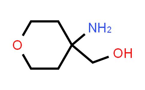 (4-amino-tetrahydro-2H-pyran-4-yl)methanol