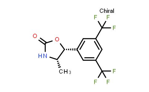 (4S,5R)-5-(3,5-bis(trifluoromethyl)phenyl)-4-methyloxazolidin-2-one
