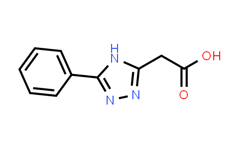 (5-PHENYL-4H-[1,2,4]TRIAZOL-3-YL)-ACETIC ACID