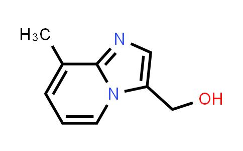 (8-methyl-imidazo[1,2-a]pyridin-3-yl)-methanol