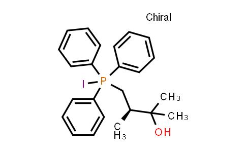 (R)-4-(iodotriphenylphosphoranyl)-2,3-dimethylbutan-2-ol