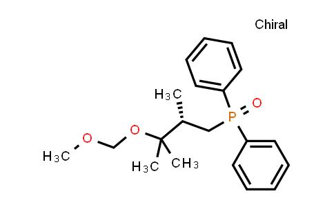 (S)-(3-(MethoxyMethoxy)-2,3-diMethylbutyl)diphenylphosphine oxide