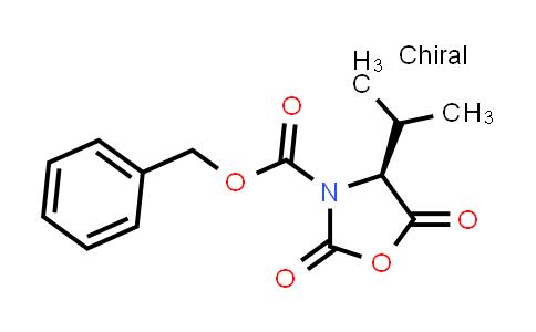 (S)-3-(Benzyloxycarbonyl)-4-isopropyl-2,5-oxazolidinedione
