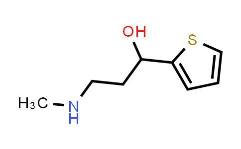 3-Methylamino-1-(2-thienyl)-1-propanol
