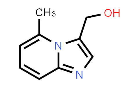 {5-methylimidazo[1,2-a]pyridin-3-yl}methanol