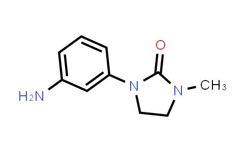 1-(3-AMINOPHENYL)-3-METHYLIMIDAZOLIDIN-2-ONE