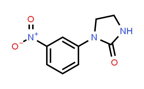 1-(3-Nitro-phenyl)-imidazolidin-2-one
