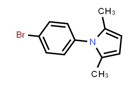 1-(4-BROMOPHENYL)-2,5-DIMETHYL-1H-PYRROLE
