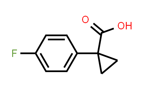 1-(4-FLUORO-PHENYL)-CYCLOPROPANECARBOXYLIC ACID